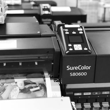 Epson canvas printer