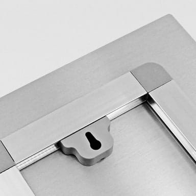 HD Metal ophangen printen